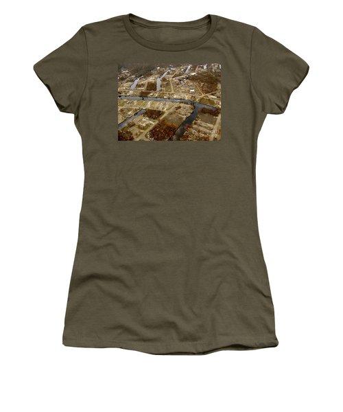 Hurrican Katrina Damage Women's T-Shirt