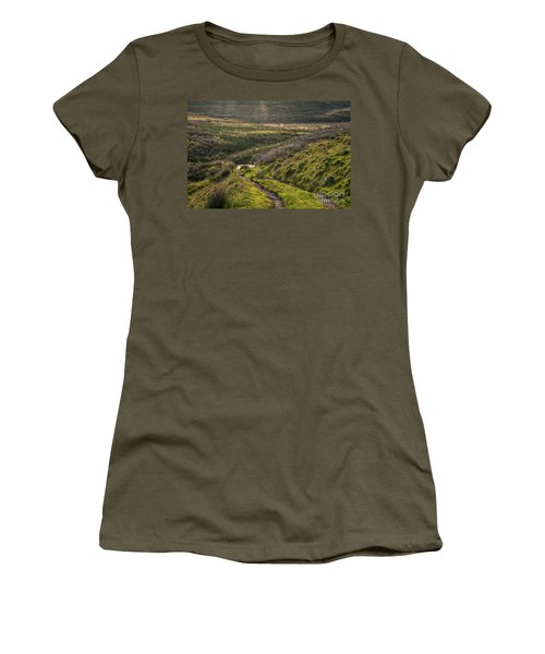 Icy Track Women's T-Shirt