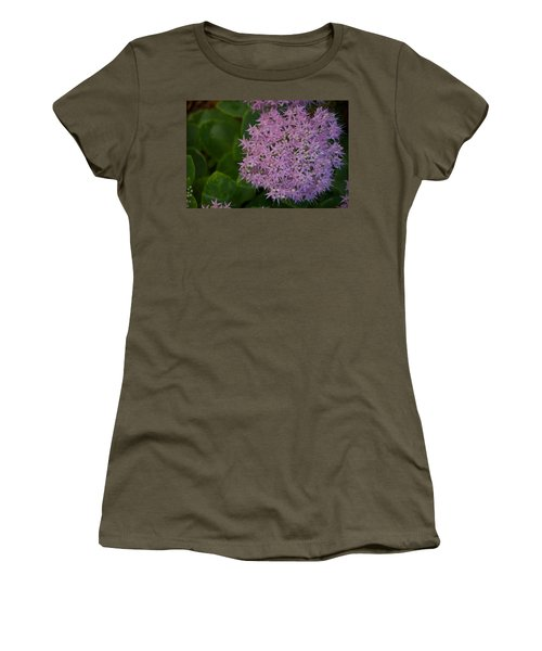 Women's T-Shirt (Junior Cut) featuring the photograph Inner White by Joseph Yarbrough