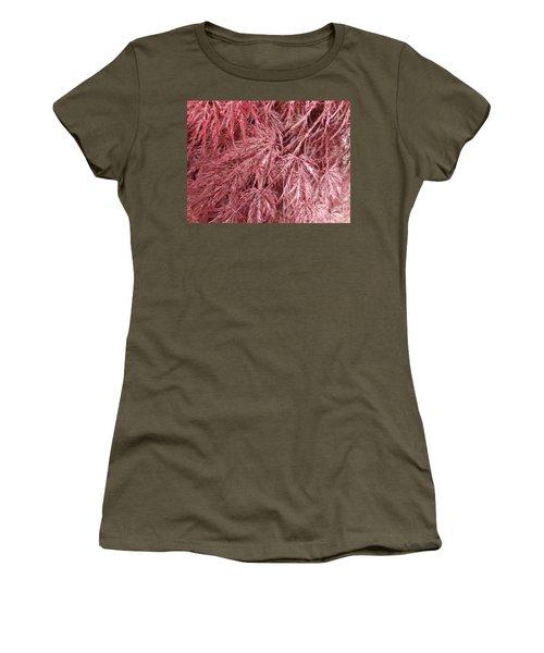 Japanese Maple Women's T-Shirt