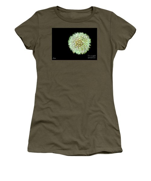 Women's T-Shirt (Junior Cut) featuring the photograph Just Dandy by Cindy Manero