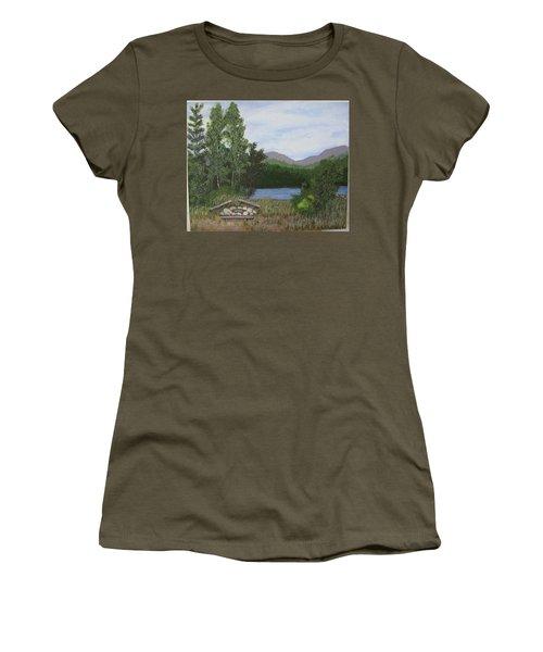 Kootenay Lake Bc Women's T-Shirt