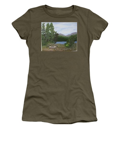 Kootenay Lake Bc Women's T-Shirt