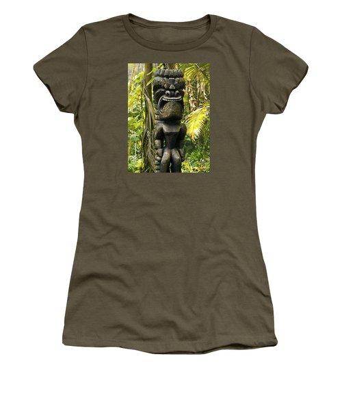Ku - God Of War Women's T-Shirt
