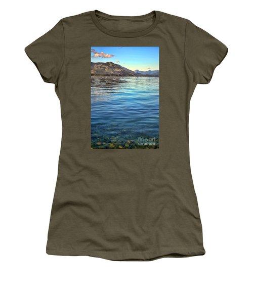 Lake Cowichan Bc Women's T-Shirt