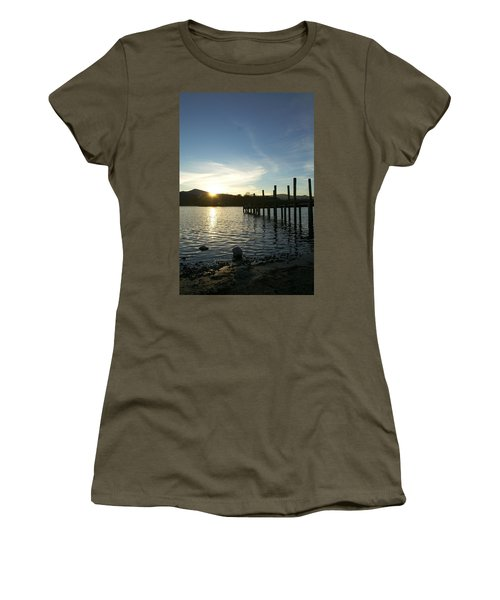 Lake District Sunset Women's T-Shirt