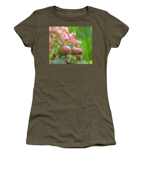 Lilly Of The Valley Close Up Women's T-Shirt (Junior Cut) by Kym Backland