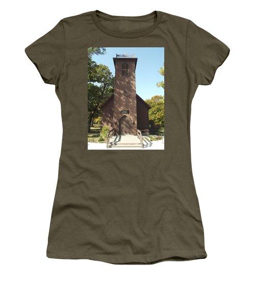 Little Brown Church Women's T-Shirt