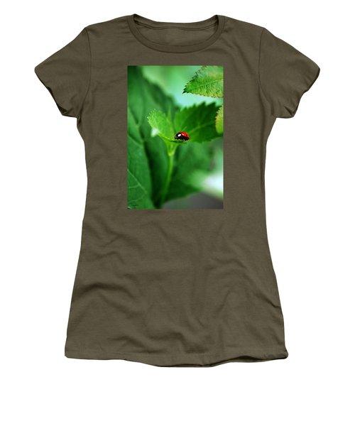 Little Red Lady Women's T-Shirt
