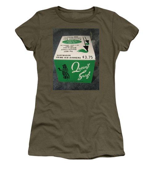 Matchbooks For Hawaii Two Women's T-Shirt (Junior Cut) by John King