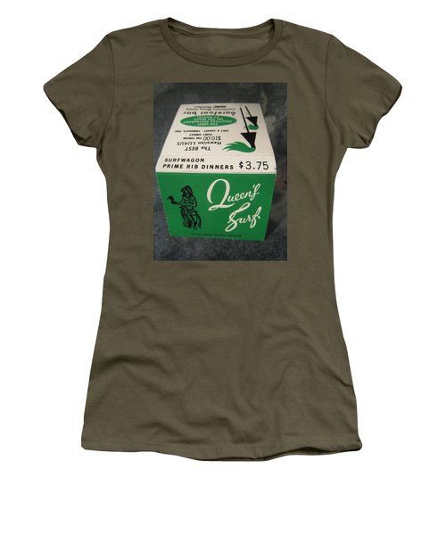 Matchbooks For Hawaii Two Women's T-Shirt (Athletic Fit)