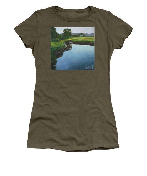 Mirror Creek In Essex Women's T-Shirt