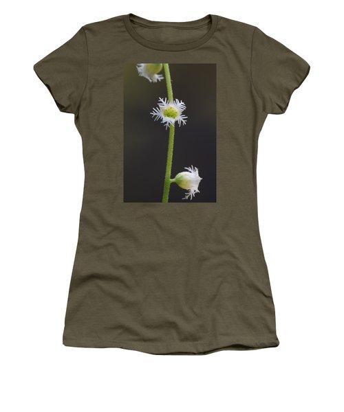 Miterwort Flowers Women's T-Shirt