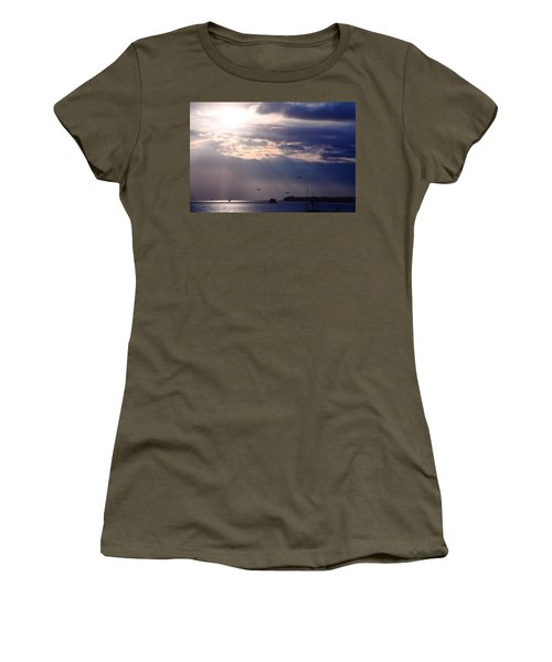 Moonlight Flight Women's T-Shirt