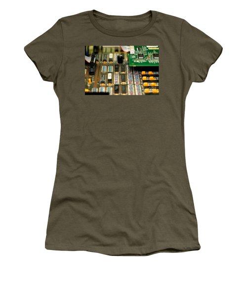 Motherboard Women's T-Shirt