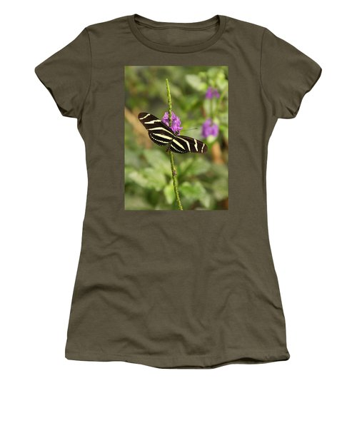 Natures Art Women's T-Shirt (Athletic Fit)