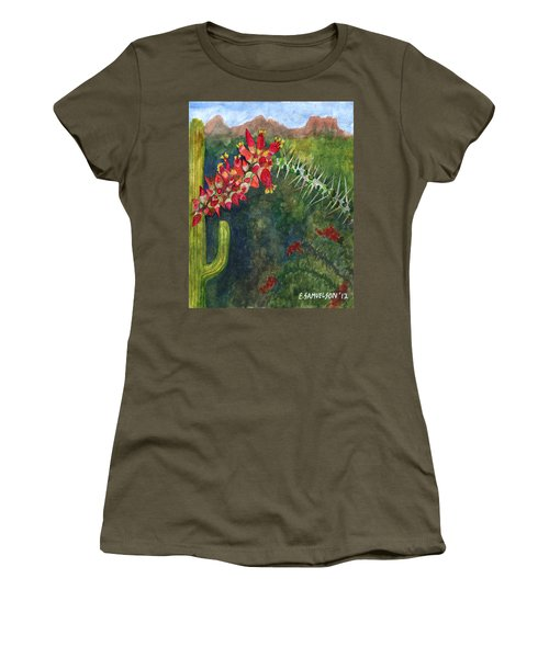 Ocotillo Spring Women's T-Shirt