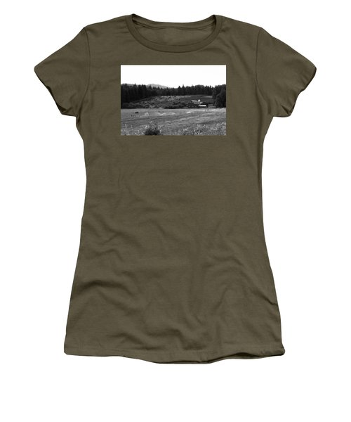 Oregon Farm Women's T-Shirt