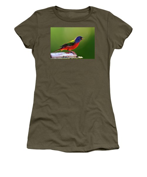 Painting Color Women's T-Shirt