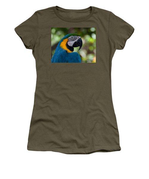 Parrot Head Women's T-Shirt