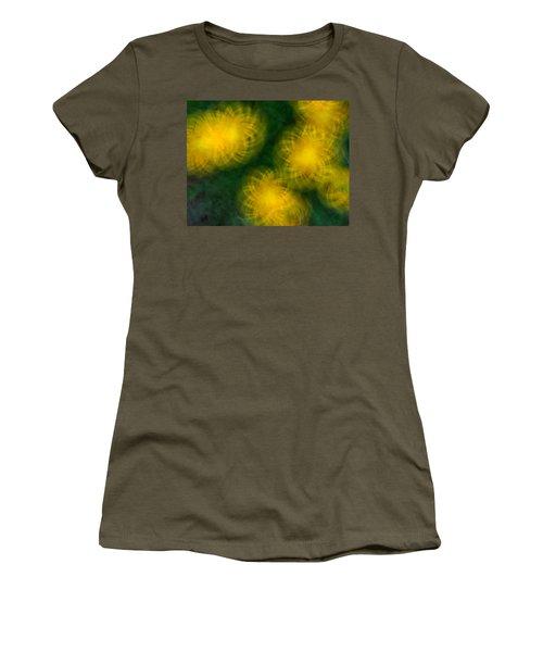 Pirouetting Dandelions Women's T-Shirt