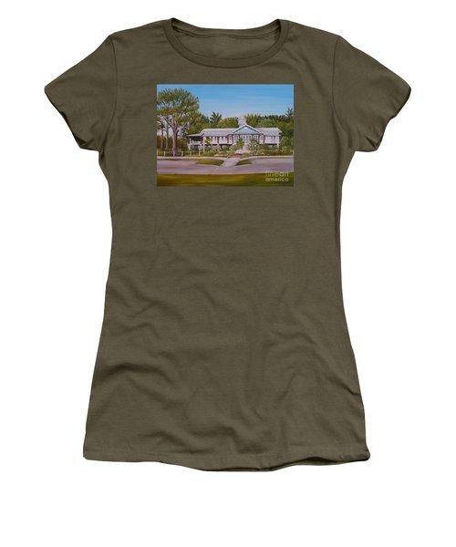 Pontchartrain Yacht Club Women's T-Shirt (Athletic Fit)