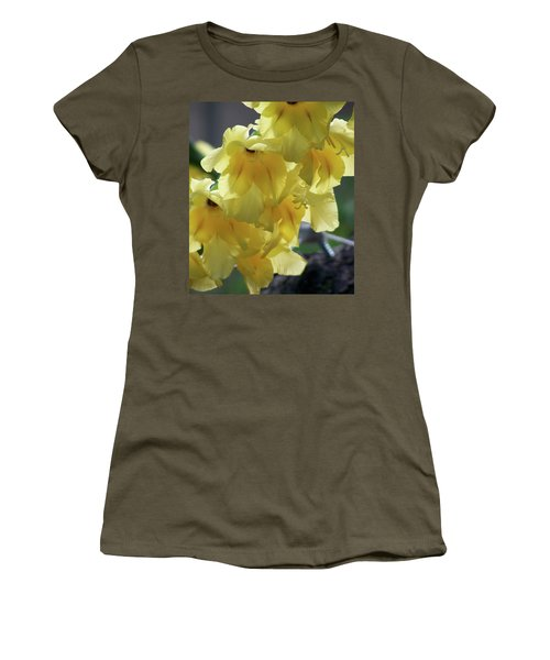 Women's T-Shirt (Junior Cut) featuring the photograph Radiance by Thomas Woolworth