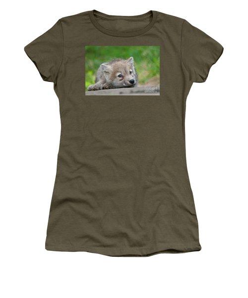 Resting Pup Women's T-Shirt