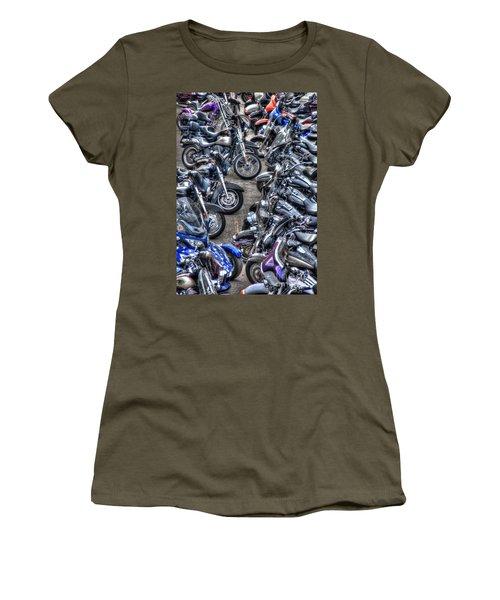 Ride And Shine Women's T-Shirt