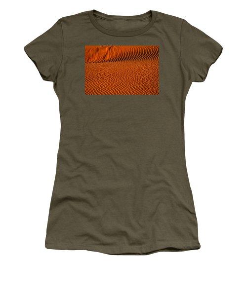 Ripples Converge Women's T-Shirt