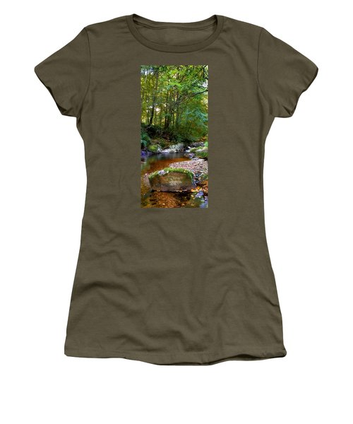 River In Cawdor Big Wood Women's T-Shirt