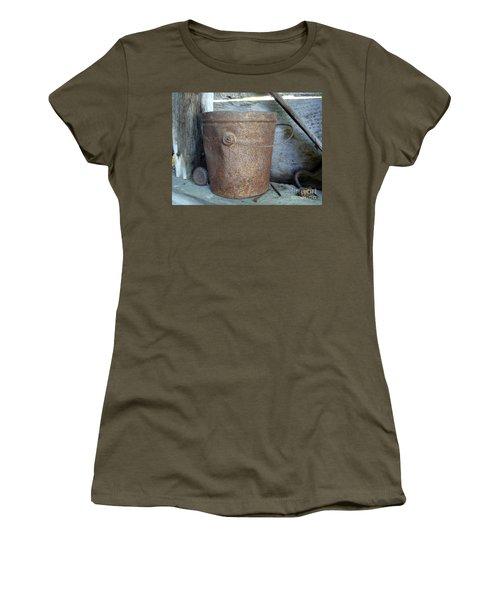 Rusty Bucket Women's T-Shirt