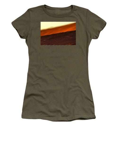 Sand Rows Women's T-Shirt