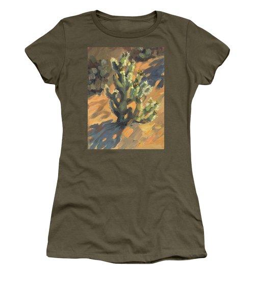 Santa Rosa Cholla Women's T-Shirt