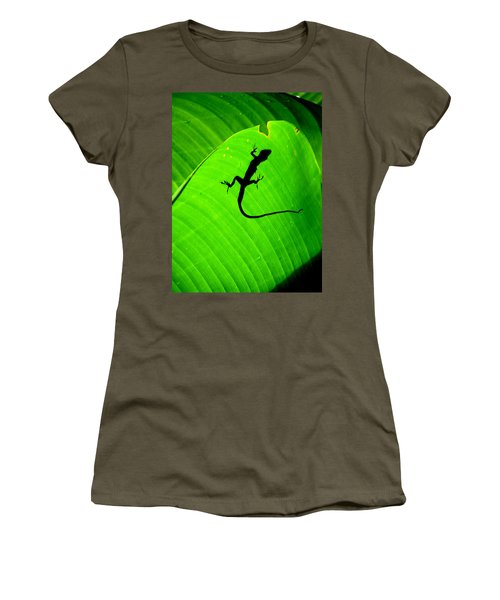 Shadowlizard Women's T-Shirt (Athletic Fit)