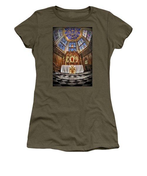 Shelter For Thy Soul Women's T-Shirt