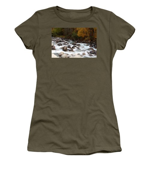 Smokey Water Women's T-Shirt