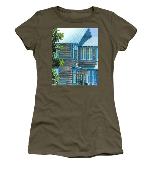 Spanish Town Blues  Women's T-Shirt