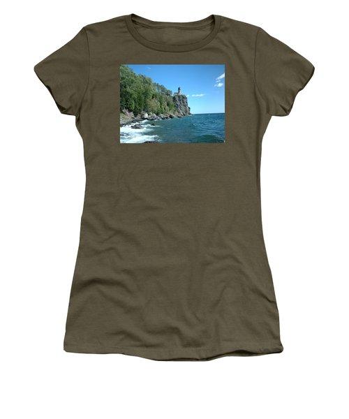 Split Rock Women's T-Shirt