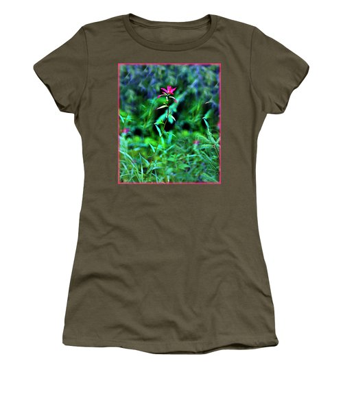 Stands Alone Women's T-Shirt