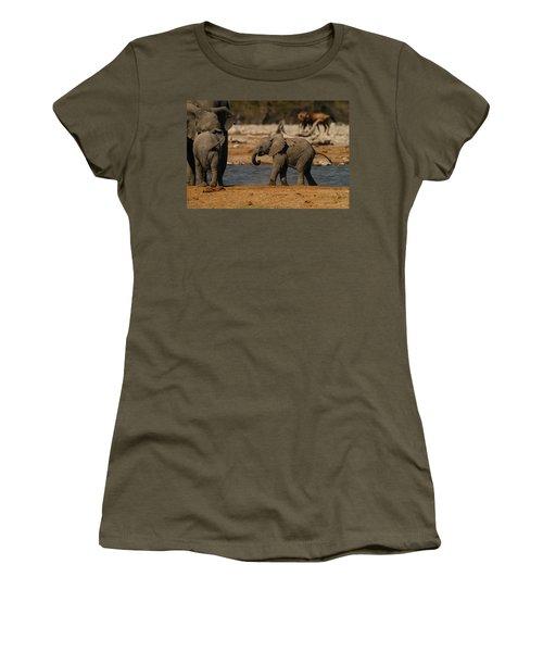 Start The Dance Women's T-Shirt