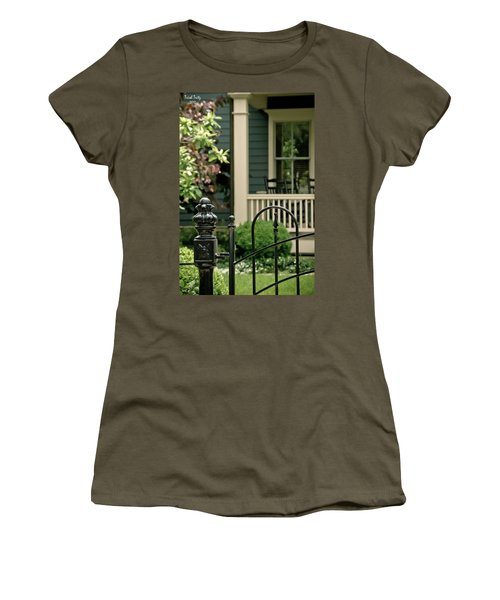 Sunday Afternoon In Doylestown Women's T-Shirt