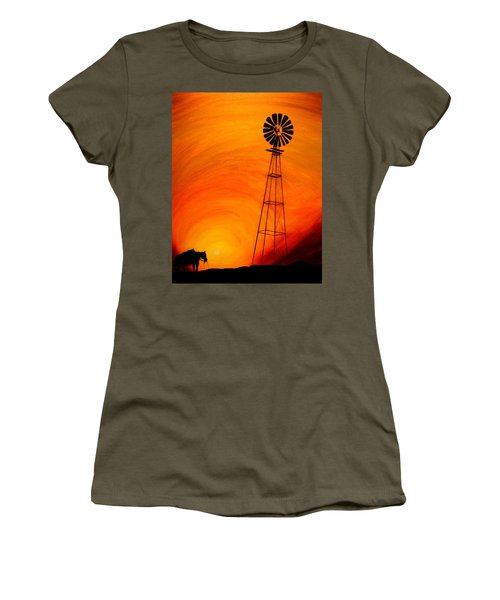 Sunset Women's T-Shirt