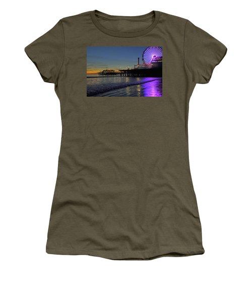 Sunset Purple Women's T-Shirt