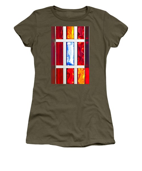Surrounded By Color Women's T-Shirt