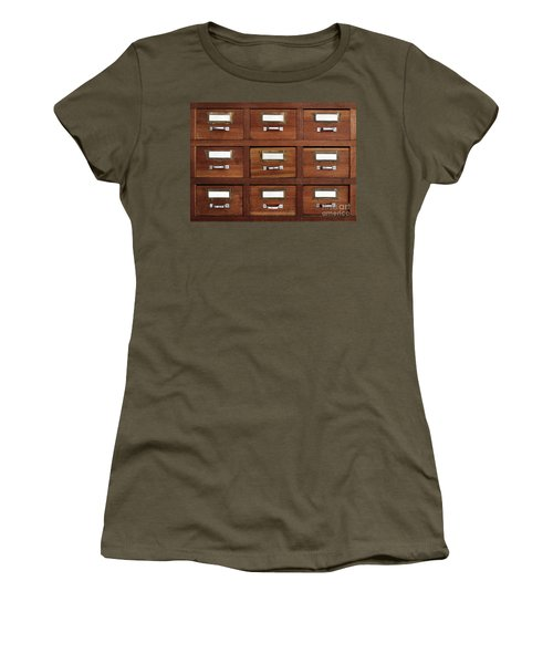 Tagged Drawers Women's T-Shirt