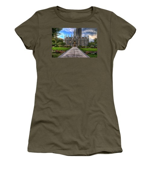 Temple Square Assembly Hall Women's T-Shirt