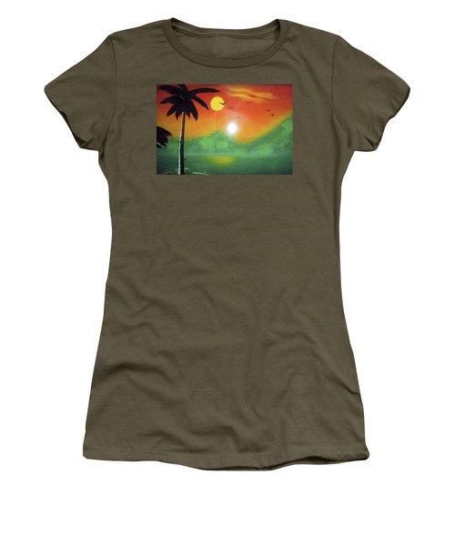 Tequila Sunrise Women's T-Shirt
