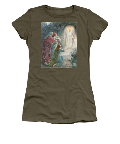 The Appearance Of The Angel Women's T-Shirt