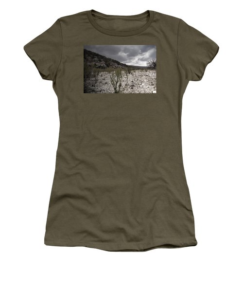 The Bank Of The Nueces River Women's T-Shirt
